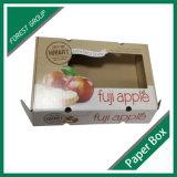 スーパーマーケットのフルーツのホールダーのAppleのディスプレイ・ケース