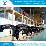 Revestimento de choques automóvel fábrica de equipamentos de pintura da Linha de Produção