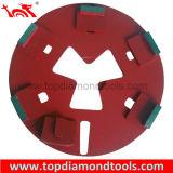 Ботинок диаманта Redi-Замка меля для бетона