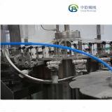Automatische 3 in 1 gekohltem Getränk-Füllmaschine-Plastikflaschen-Gas-Wasser-Füllmaschine-Gerät/Pflanze/Zeile