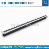 Iluminação subterrânea quente do diodo emissor de luz do poder superior 18W RGB da venda