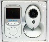 2.4 Zoll-preiswerte Baby-Monitor-Überwachungskamera-Systems-Raumtemperatur-Bildschirmanzeige