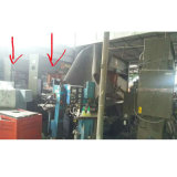 Cortadora principal usada de prensa hidráulica del átomo que viaja italiano (fipi 520)