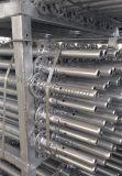 Standard verticale di Ringlock del sistema durevole sicuro dell'impalcatura da vendere