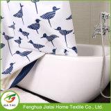 Rideau en douche moderne fait sur commande de longue baignoire de luxe bon marché