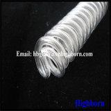 Hersteller milchige weiße Spiring Quarz-Rohrleitung