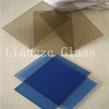 装飾か建物のためにガラス12mm海洋青い染められたGlass&Color Glass&Painted
