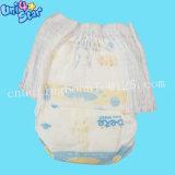 OEM 무료 샘플 매우 얇은 처분할 수 있는 아기 훈련 기저귀