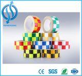 Fita de advertência do cuidado do PVC com adesivo