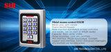 Controle de acesso grande impermeável da capacidade do caso plástico da tensão de IP68 9-16V