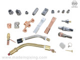 제조자 CNC 높은 정밀도 기계로 가공 자동차 배터리 단말기