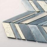 Плитка мозаики домашнего цвета стены украшения стеклянная для сбывания