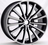 新しいデザインアルミニウムレプリカのVossen車の合金は縁を動かす