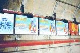 Flex Banner Banner Frontlit recubierto blanco para la impresión digital