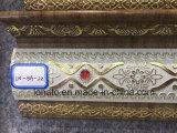 Cornisa que moldea del picosegundo del árabe popular para la decoración del techo
