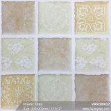 Los materiales de construcción del suelo rústico porcelánico azulejos mate para la decoración (VRR30I648, 300x300mm)