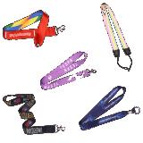Custom рекламный знак с нейлоновым мотовила/шнурок из полиэфирного волокна