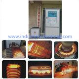 中間周波数の円形の棒の熱い鍛造材の誘導加熱の炉