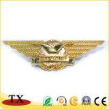 Kundenspezifische Metallmünze für Decklack-heißes rundes geprägtes Lack-Abzeichen
