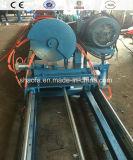 Roulis en aluminium de bonne qualité de tube de l'eau de toit formant la machine
