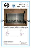 고품질 화관 08 ' Oe를 위한 알루미늄에 의하여 놋쇠로 만들어지는 용접 차 방열기: 16400-22150