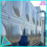 Quadratisches Wasser-Becken des Nahrungsmittelgrad-Trinkwasser-Speicher-SS