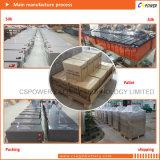 China recargable de almacenamiento de energía 12V/160Ah batería de gel