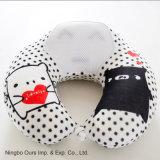 Venta caliente el cuidado de niños de dibujos animados tipo U proveedor chino de almohada