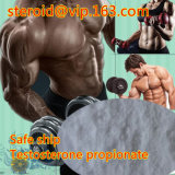 Nave segura Bodybuilding del apoyo de la prueba del propionato de la testosterona de la hormona esteroide