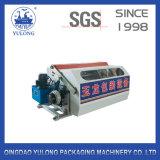 Máquina que raja de la cinta semi automática estupenda del claro/cortadora y Rewinder