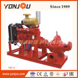 Nfpa20 Standard Diesel Engine Bomba de agua contra incendios / Bomba de incendio