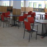 Mobília moderna do restaurante de 4 povos