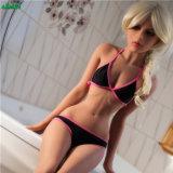155cm schlanke Taille TPE-erwachsene Spielzeug Juguetes Sexuales Dildo-Geschlechts-Puppe