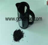 Materia Prima de plástico negro Masterbatch con buena dispersión