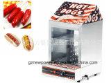 De commerciële Vertoning van de Showcase van de Hotdog Verwarmende met Prijs Fcatory