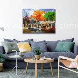 ホームのためのハンドメイドの現代抽象的で装飾的な絵画