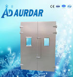 適正価格のハンドルが付いている冷蔵室の引き戸