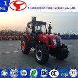 140HP 4 Wd agrícolas/Fazenda/Jardim/Lawn/Construção/Biológica/AGRI/Trator Diesel