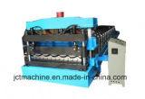 عمليّة بيع حارّ آليّة يزجّج قرميد لف باردة يشكّل آلة