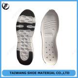 多色刷りの新しいパターンは金の品質と唯一靴を遊ばす