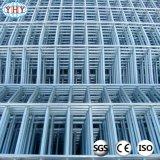 2inch galvanisierte geschweißtes Draht-Zaun-Ineinander greifen-Panel für Gebäude