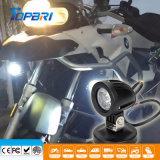 Großhandelsmultifunktionsmotorrad 10W Mini-PFEILER LED fahrendes Licht