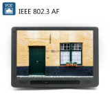 10.1のインチホーム・オートメーションのためのPoeの人間の特徴をもつIPSのタブレットのパソコン