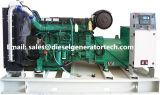 220kw/275kVA Groupe électrogène diesel Volvo moteur 4 cylindres ensemble générateur électrique