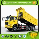 HOWO 6X4 336HP 10 Rad-Speicherauszug-Lastkraftwagen mit Kippvorrichtung in Äthiopien