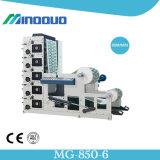 Flexo de la máquina de impresión y troquelado