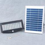 Éclairage LED mobile extérieur solaire de tour légère pour l'usage extérieur pour le jardin