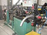 Boyau flexible en métal de pot d'échappement de couplage faisant la machine