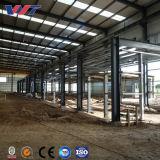 鉄骨構造の倉庫の研修会の高品質、SGSの標準
