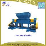 Recyclage du plastique PP/PE l'écrasement en deux étapes la granulation de machine de production